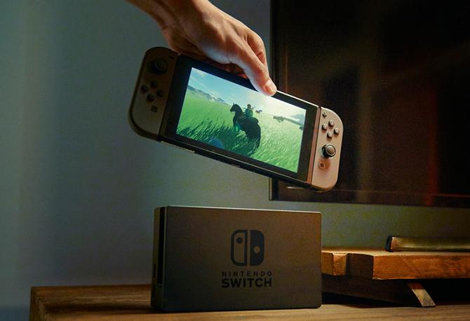 Nintendo Switchは最大2TBのmicroSDXCメモリーカードに対応する