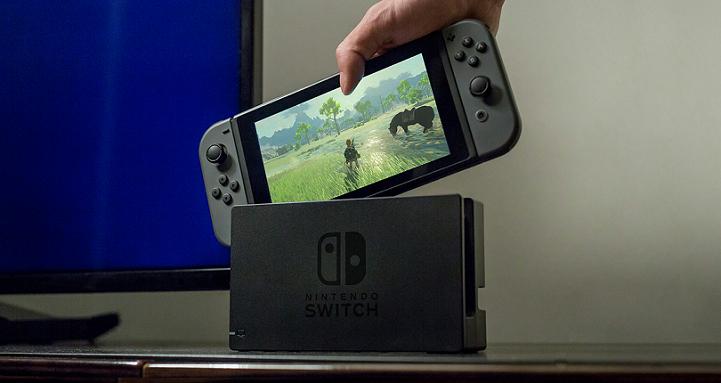 Nintendo Switchについてファミ通が取材。 互換性など気になる仕様は?