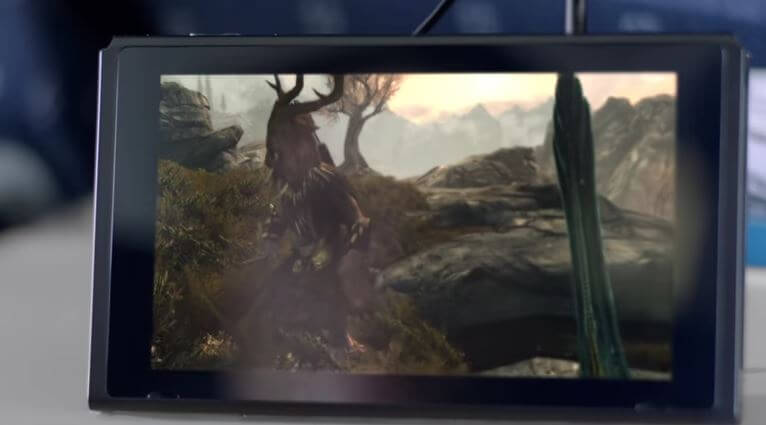 Nintendo Switch向けの「The Elder Scrolls V:Skyrim」のリリースは確実に?