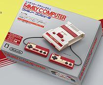 ニンテンドークラシックミニ ファミリーコンピュータは今日発売