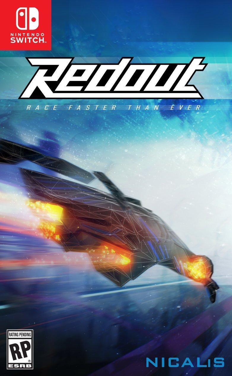 ニンテンドースイッチ向けに『Fast RMX』と『Redout』というレースゲームが発表