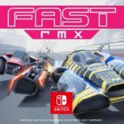 F-ZERO、ワイプアウト風の近未来レースゲーム『Fast RMX』が国内で9月14日から配信開始!