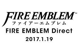 『ファイアーエムブレム Direct』が1月19日(木)朝7時から放送決定!