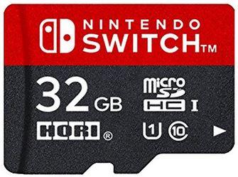 HORIから「NintendoSwitch」対応の『マイクロSDカード』が発売! オススメmicroSDカードは?