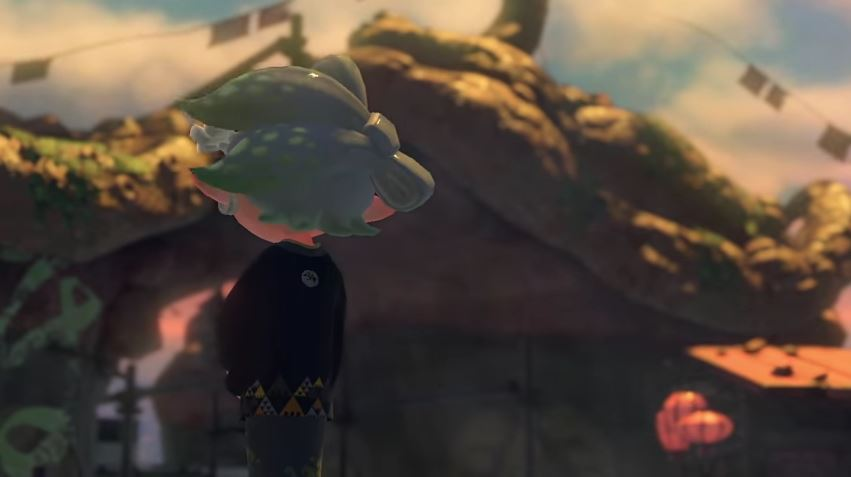 ホタルちゃんとアオリちゃんは『スプラトゥーン2』にも出ることも判明!