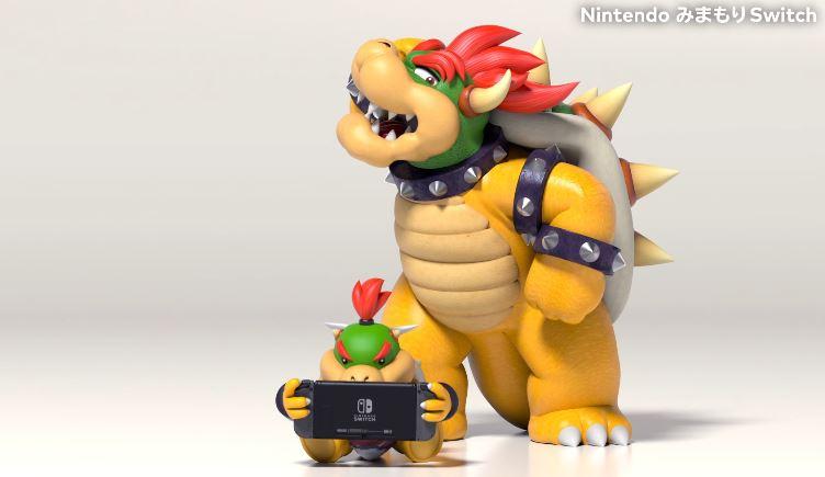 Nintendo Switchで最新Ver.3.0.2が9月6日から配信開始