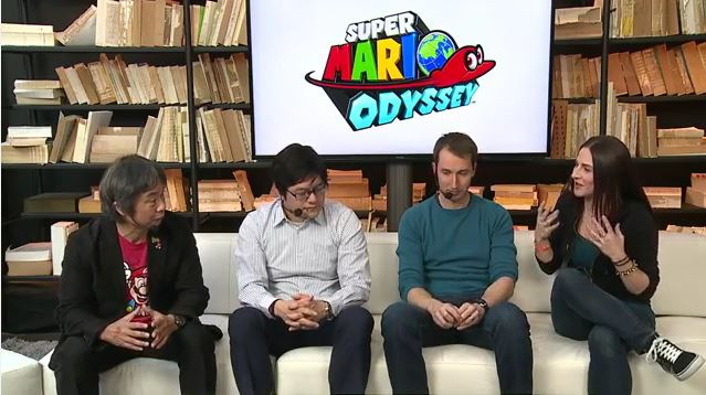 米任天堂が開催したSwitchイベントの様子がYouTubeで公開。小野義徳さんや宮本茂さんも登場