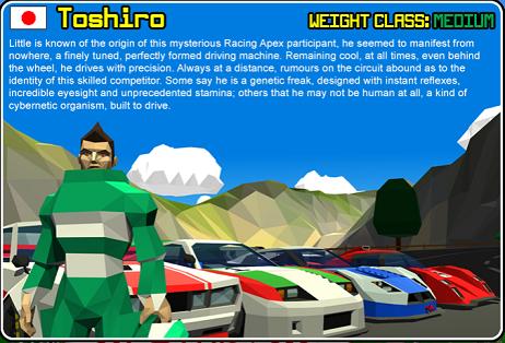 80年代風のレースゲーム『Racing Apex』がニンテンドースイッチでリリースされるかも?
