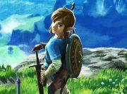 WiiU&スイッチ用 『ゼルダの伝説 ブレス オブ ザ ワイルド』 の予約が開始