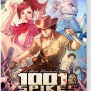 もしもNintendo Switch版『1001 Spikes』が発売されたら?という画像を開発元のNicalisが公開