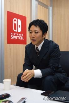 4GamerでNintendo Switch 5週連続インタビューが公開! 第四弾は1-2-Switchのプロデューサー・河本浩一氏