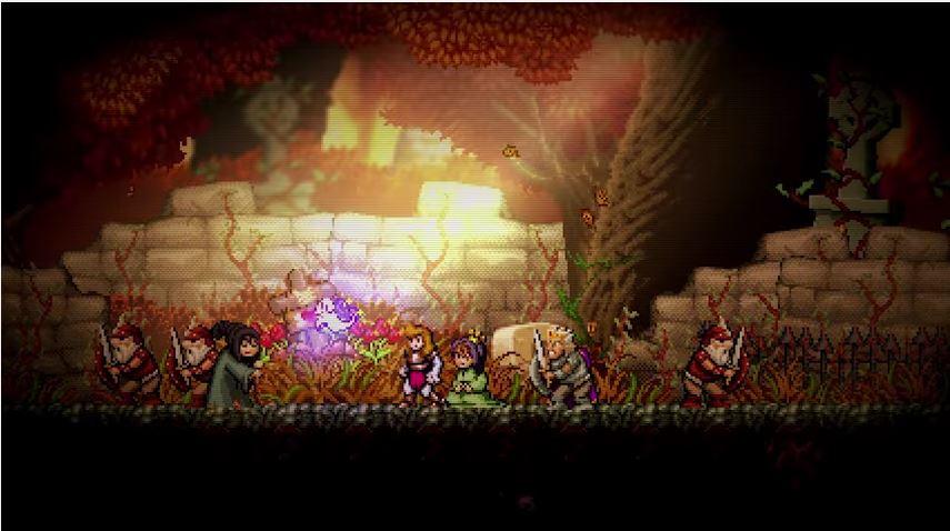 魔界村風の2Dアクションゲーム『Battle Princess Madelyn』のティーザー映像が公開! Switchでも発売へ