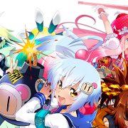 KONAMIがアーケードゲーム『ボンバーガール』を発表。 ギャルゲー風ボンバーマン?