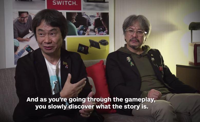 IGNによる青沼英二さん&宮本茂さんへのインタビュー動画が1月27日に公開