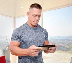 WWEスーパースター「ジョン・シナ(John Cena)」が米NintendoSwitchのイベントに登場!