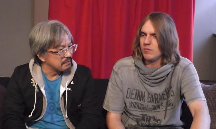 海外YouTuberのlookslikeLinkさんによる青沼英二さんへのインタビュー動画が2月8日に公開