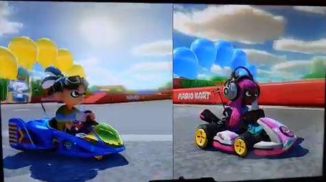 『マリオカート8 デラックス』の10分間の実機プレイ映像が公開