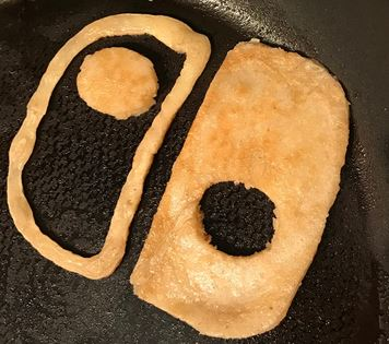 今日は英国ではPancake Day! それを記念してNintendo UKがニンテンドースイッチのパンケーキを公開!