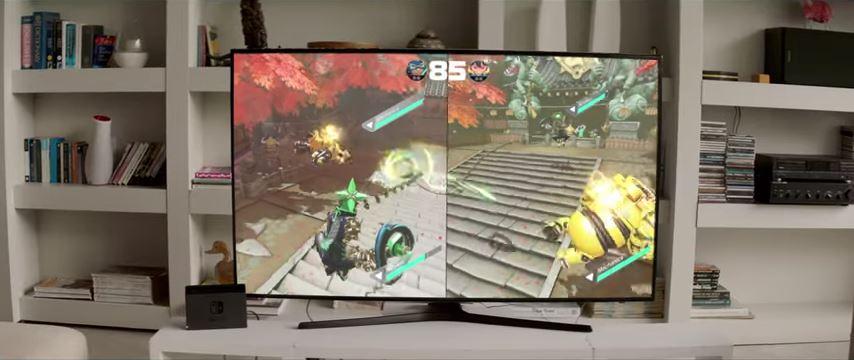 Nintendo UKが「ニンテンドースイッチ」の新Trailer映像を公開