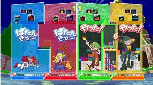 ニンテンドースイッチ用『ぷよぷよテトリスS』のプロモーションビデオが公開