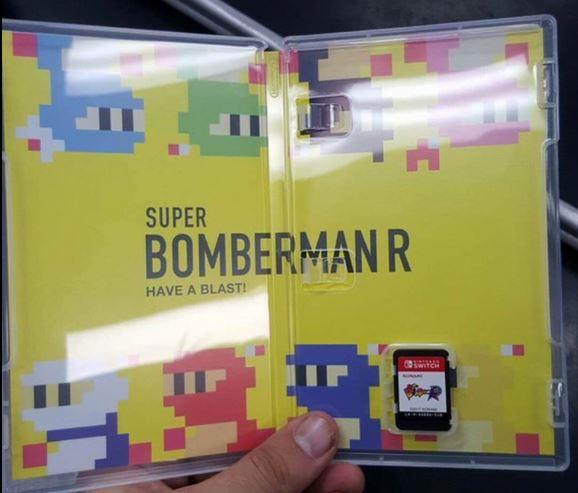 海外版『スーパーボンバーマンR』のパッケージ&ソフトが公開