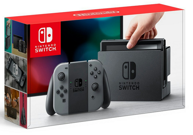 【在庫切れになりました】 『Nintendo Switch Joy-Con (L) / (R) グレー』のAmazon在庫あり