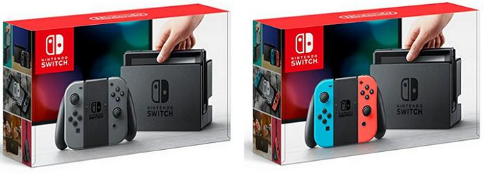 エディオンで『Nintendo Switch本体』の抽選販売が実地中!