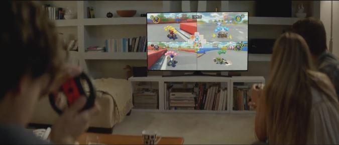 Nintendo UKが2月25日に『マリオカート8 デラックス』のテレビCMを公開