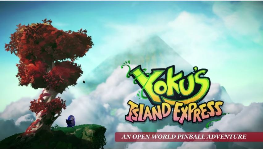 NintendoSwitch用ゲーム『Yoku's Island Express』が発表! 主人公がコガネムシ?のピンボール・アドベンチャーゲーム!