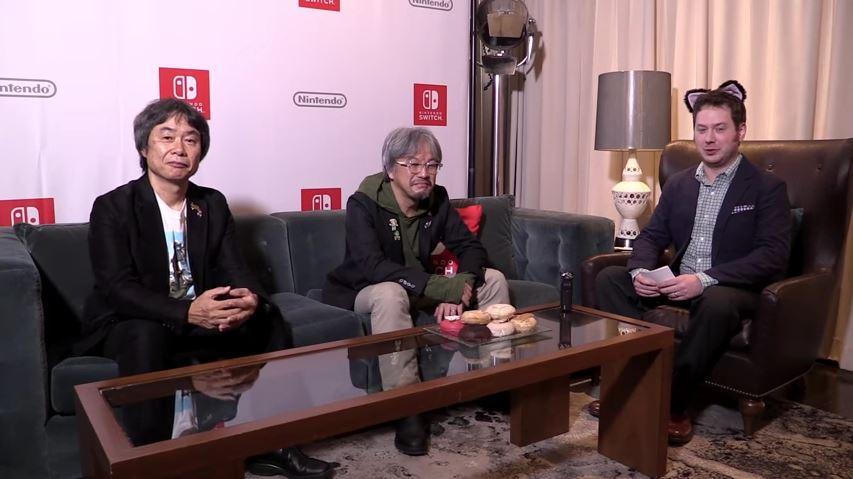 ZackScottGamesによる青沼英二さん&宮本茂さんへのインタビュー動画が2月3日に公開