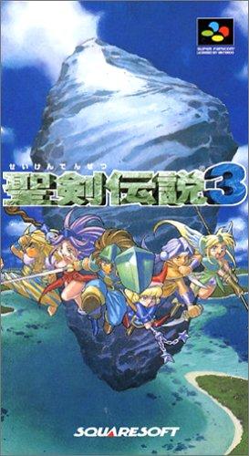 【ファンメイド】聖剣伝説 進化の軌跡(1991~2017)