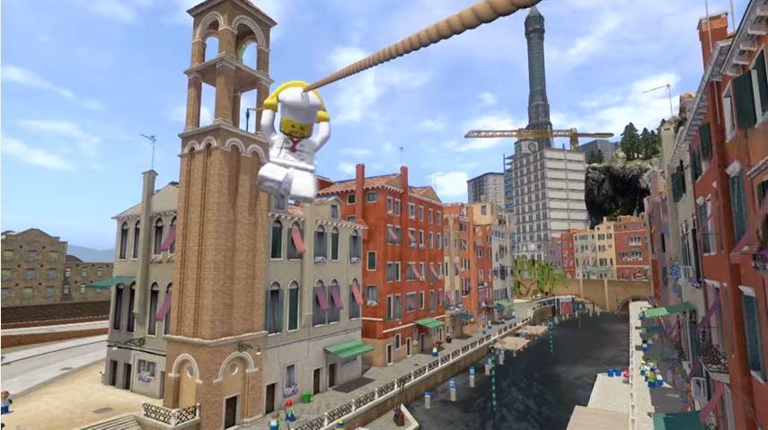 Nitendo Switch版『レゴ シティ アンダーカバー』のリリーストレイラーが公開