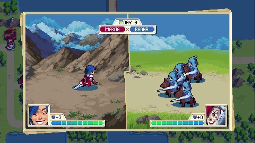 スイッチ用戦略シミュレーションゲーム『Wargroove』が発表! Trailerが公開