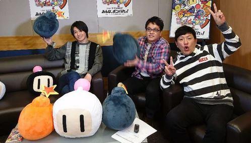 「ボンバーマンTV」第2回放送が、3月22日に公開!