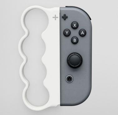 【ダレトク!?】 Nintendo SwitchのJoy-Conをメリケンサックに変えるアクセサリが発売!?