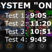 【2017年3月31日】Nintendo Switchのスリープモードはゲームのダウンロードが速い?