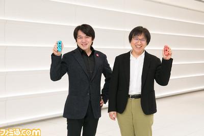 任天堂の小泉歓晃氏、高橋伸也氏へのインタビューが掲載