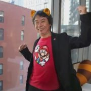 マリオの日(Mar10Day)に宮本茂さんなどへのインタビューが公開