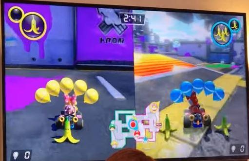 『マリオカート8 デラックス』の実機プレイ映像が公開