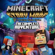 Nintendo Switch版『Minecraft Story Mode -The Complete Adventure-』のパッケージが公開