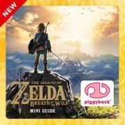 海外で『ゼルダの伝説 ブレス オブ ザ ワイルド』のミニブックがMy Nintendoの景品に登場