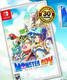 『Monster Boy and the Cursed Kingdom』のパッケージ版をリリースして欲しい?