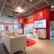 東京都江東区有明の「ニンテンドーゲームフロント」がリニューアルオープン! ニンテンドースイッチの体験が可能に
