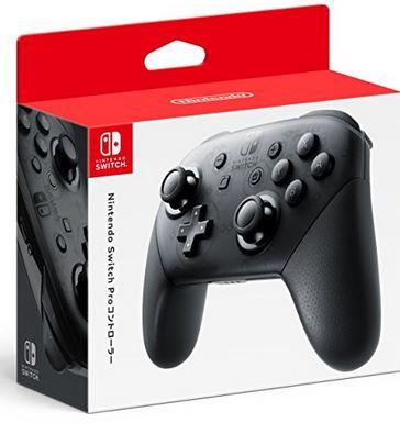 Amazonで5月15日入荷分の『Nintendo Switch Proコントローラー』などの在庫が復活中!
