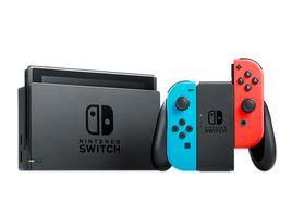 「Nintendo Switch」は2017年4月期に23.5万台を販売