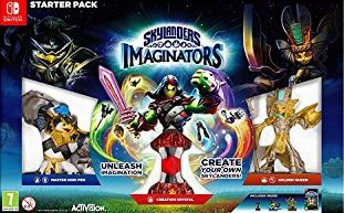『Skylanders Imaginators』のlaunch trailerが公開。 海外ではロンチで発売