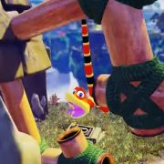 『Snake Pass』のAir Realm Trailerが公開