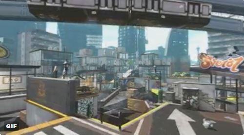 『スプラトゥーン2』の先行試写会で遊べる「バッテラストリート」の映像が公開