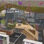 『スプラトゥーン2』の先行試射会で遊べる「フジツボスポーツクラブ」の映像が公開