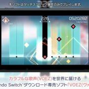 ニンテンドースイッチ用『VOEZ』の紹介映像が公開!